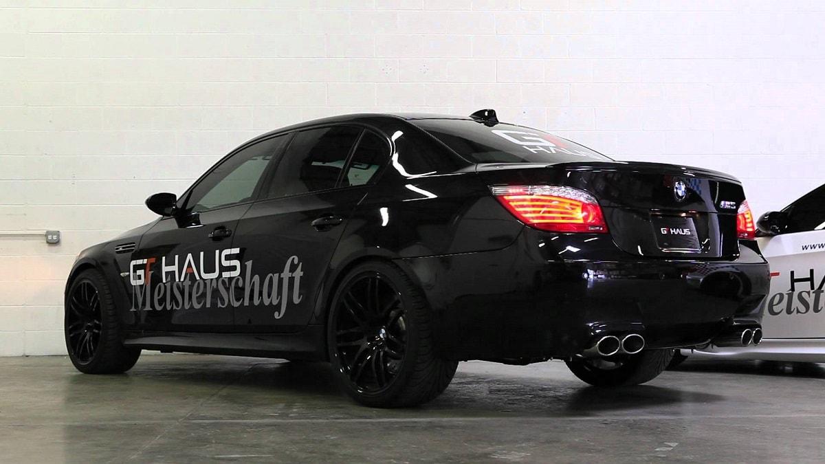 BMW M5, BMW M6