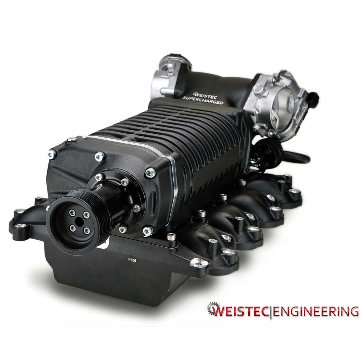 TOP LEVEL MOTORSPORT – ДИЛЕР WEISTEC ENGINEERING: КОМПРЕССОРНЫЕ СИСТЕМЫ ДЛЯ MERCEDES 63 AMG