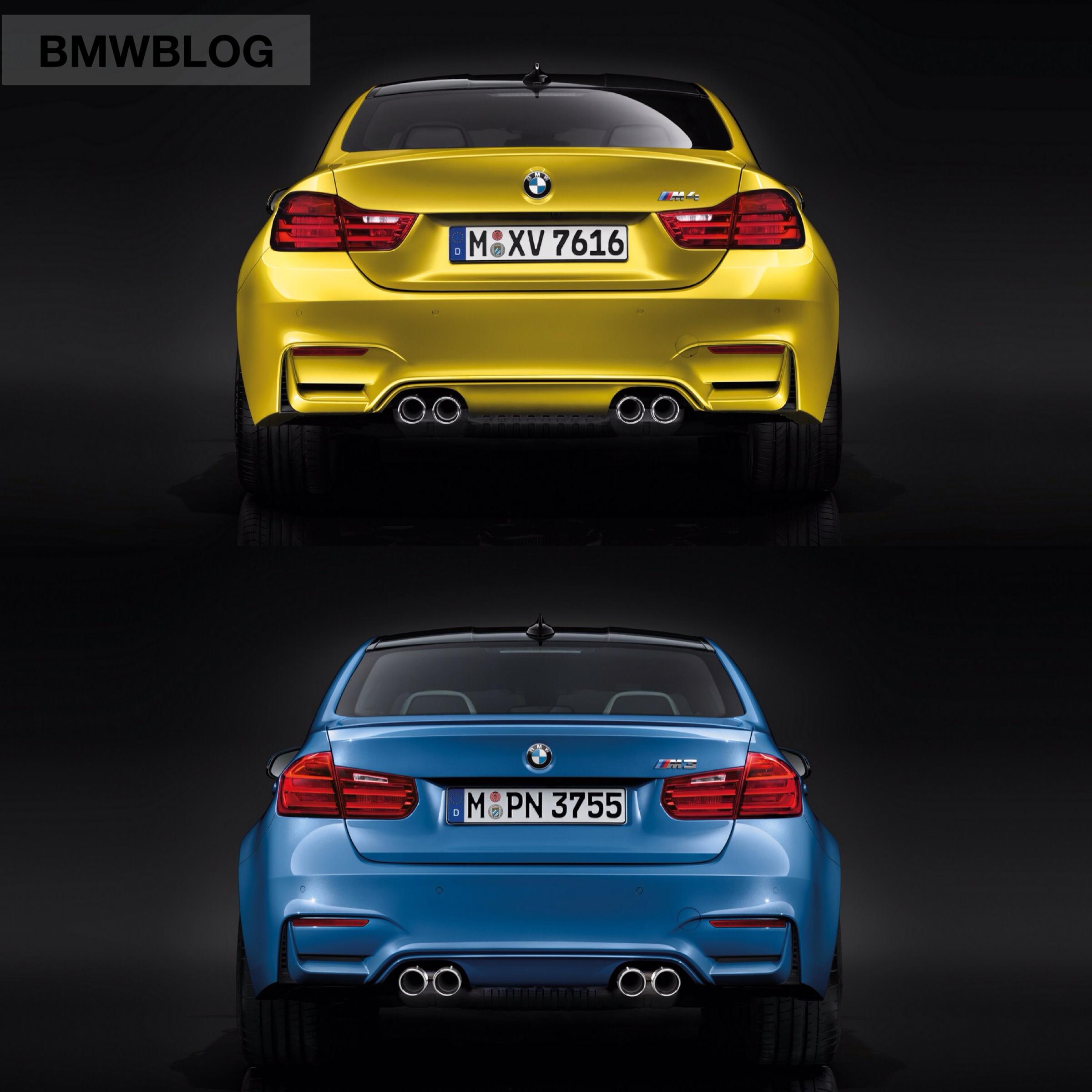 BMW F80/82 M3/M4