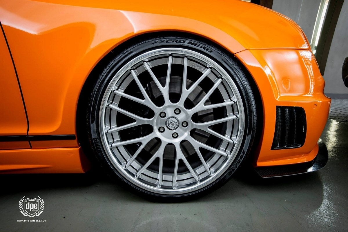 DPE Forged Wheels