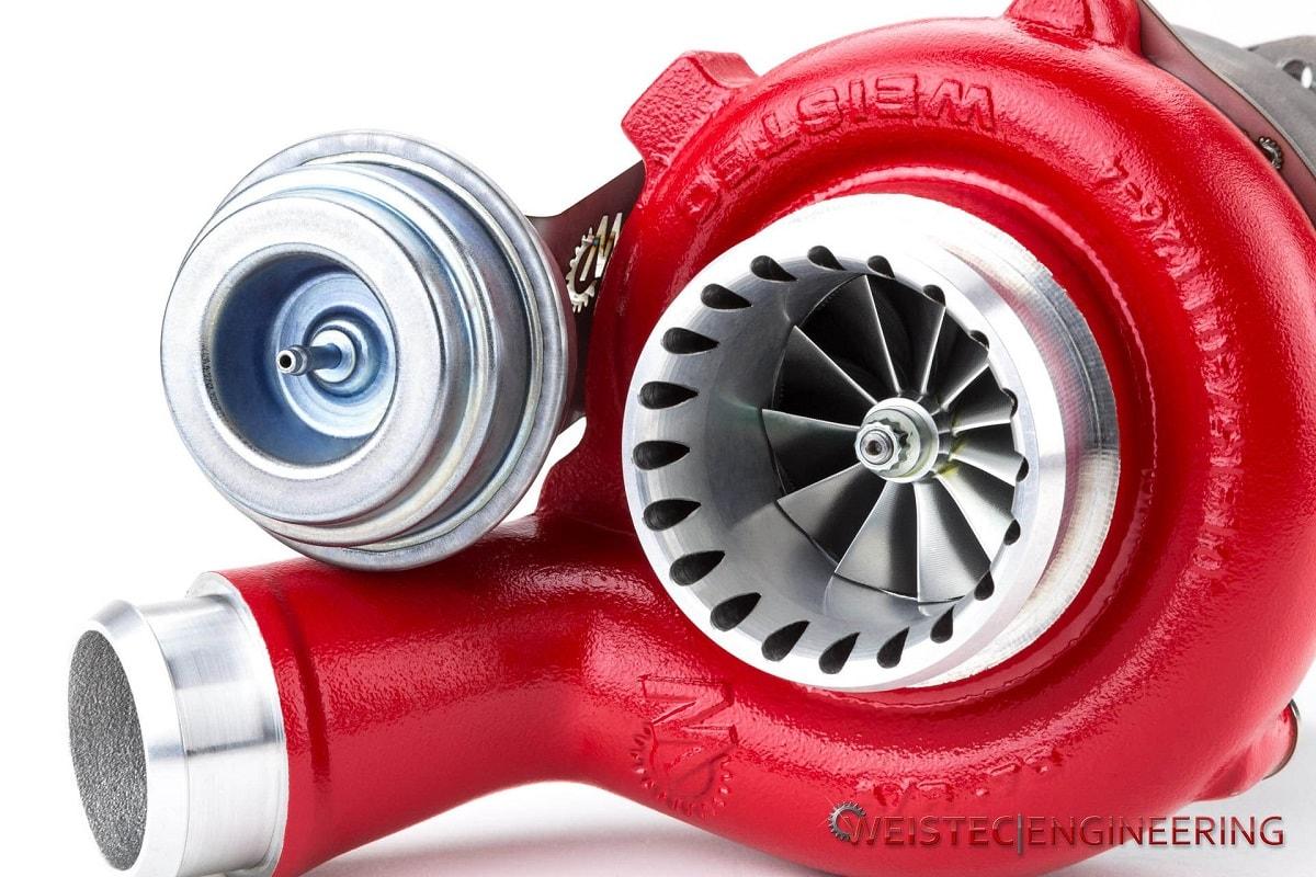 Апгрейд турбин Weistec w.4 biturbo для моторов Mercedes М157 до 1000+л.с.