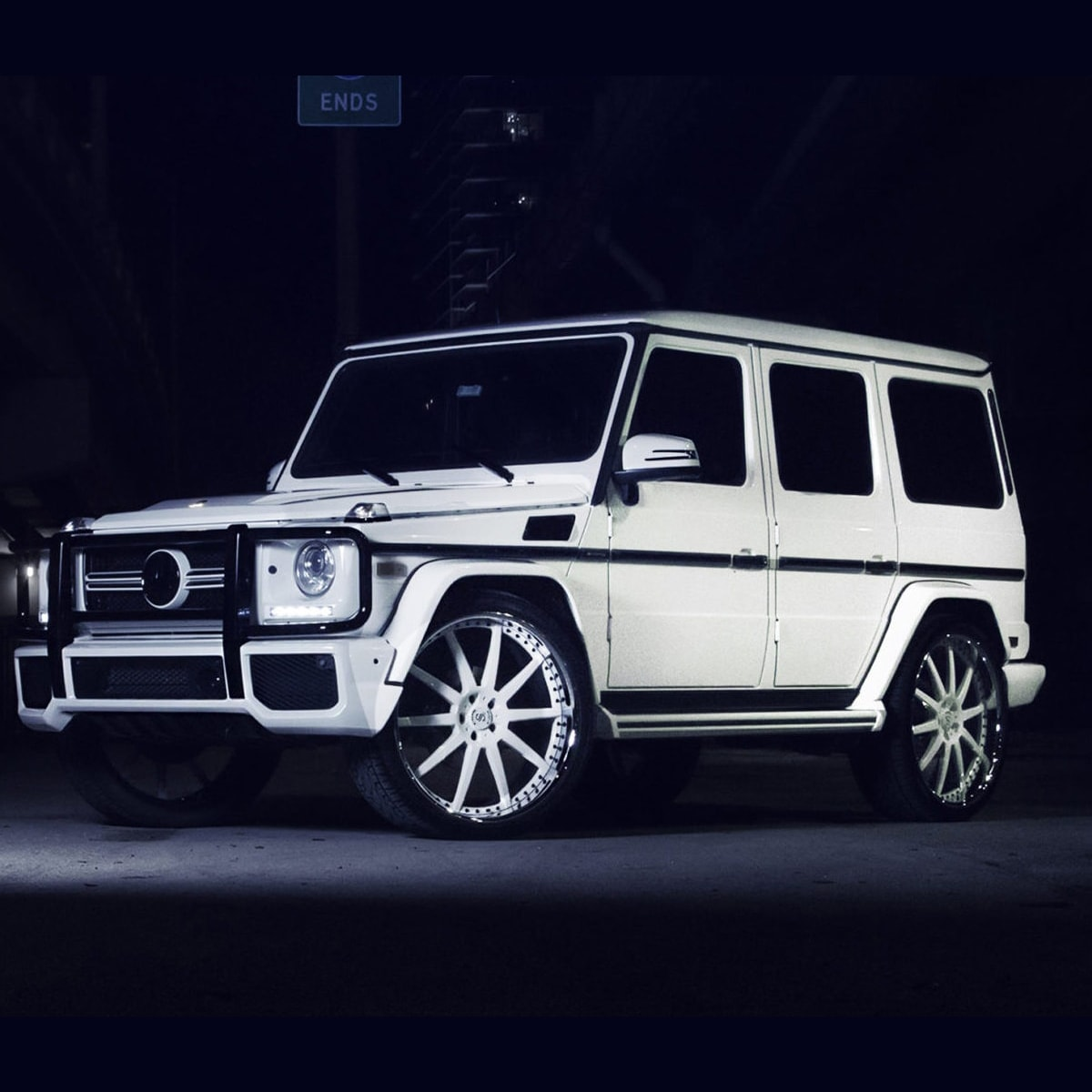 MERCEDES G WAGON STRASSE WHEELS