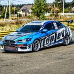 Mitsubishi EVO X Timeattack by Top Level motorsport