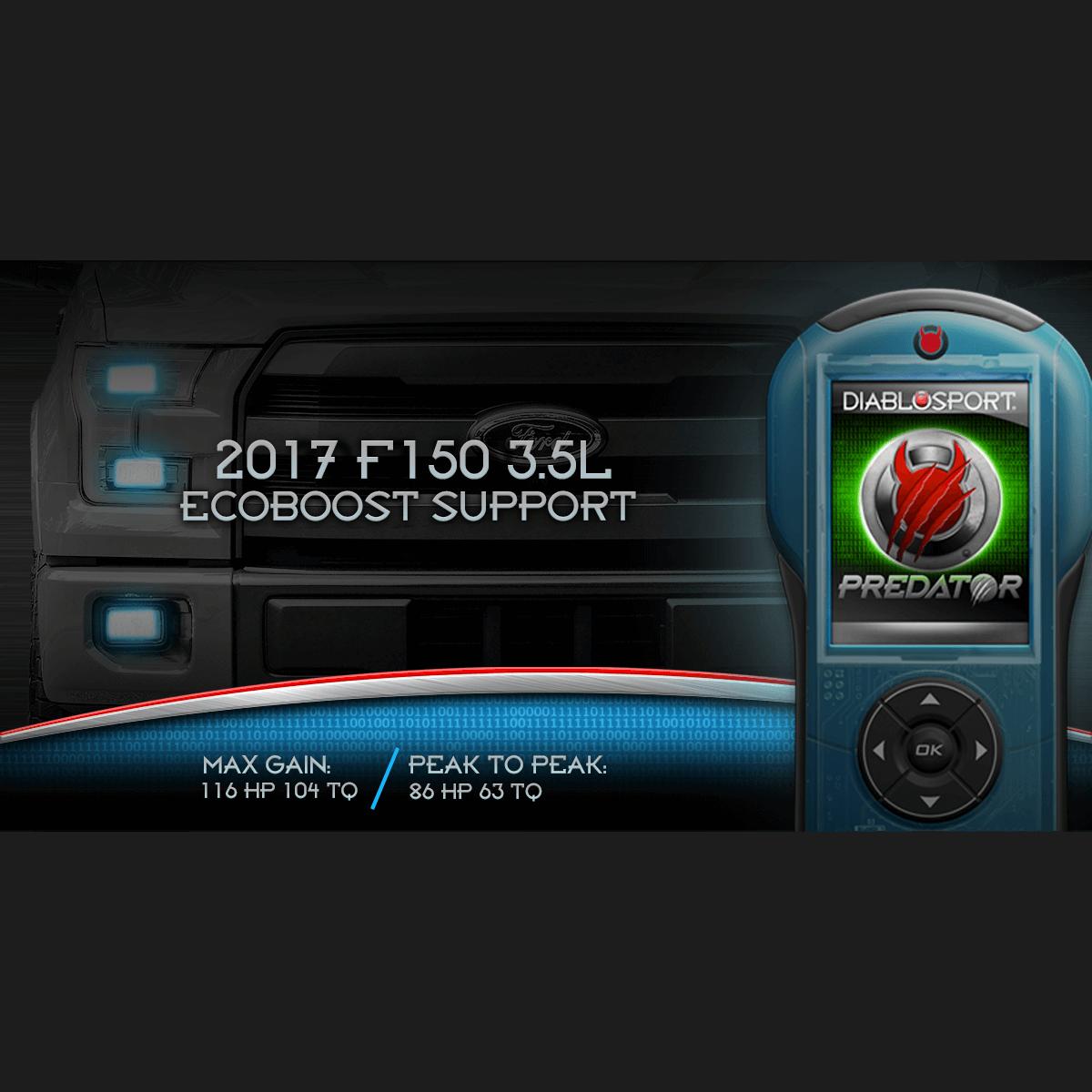 Tuning Top Level Motorsport Diablosport Predator Wiring Diagram Now 2017 F150 35l Ecoboost