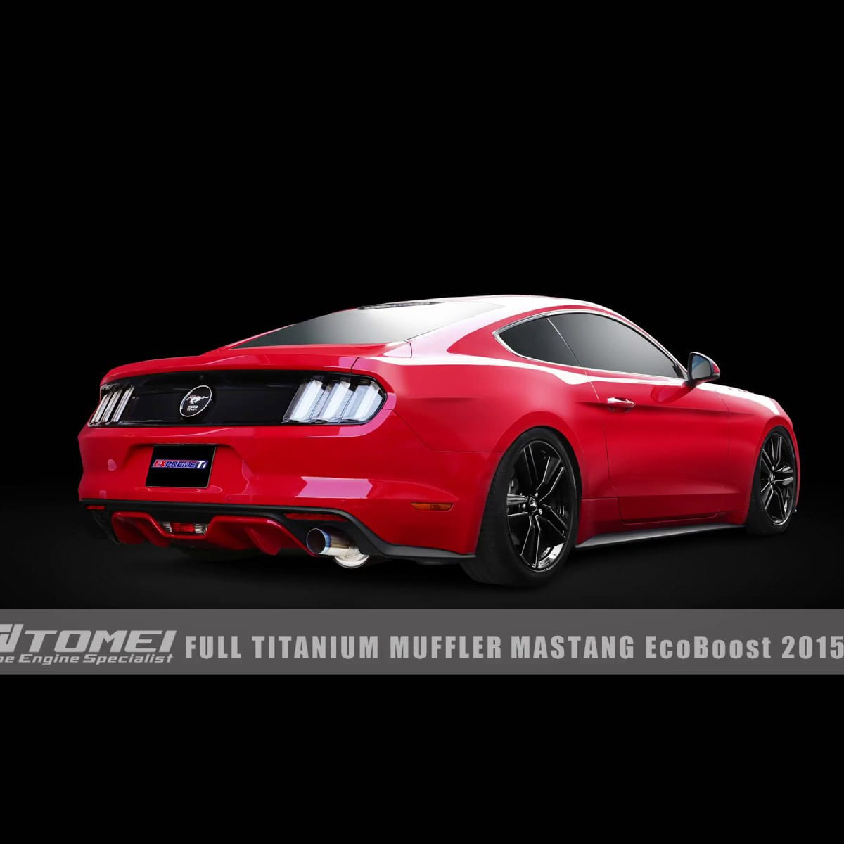 TOMEI MUSTANG EcoBoost 2015