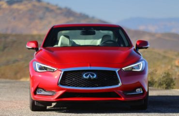 INFINITI Q60+Q50 Red Alpha Heat Exchanger