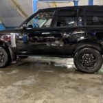 модуль контроля пневмоподвески для Range Rover Vogue & Sport 2007-2012 и Land Rover Discovery LR3 & LR4!