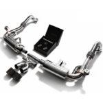 Выхлопная система ARMYTRIX Dual Carbon Porsche 718 Boxster | Cayman 17-18