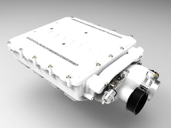 2016-2018 CAMARO SS LT1 Компрессорная система Whipple