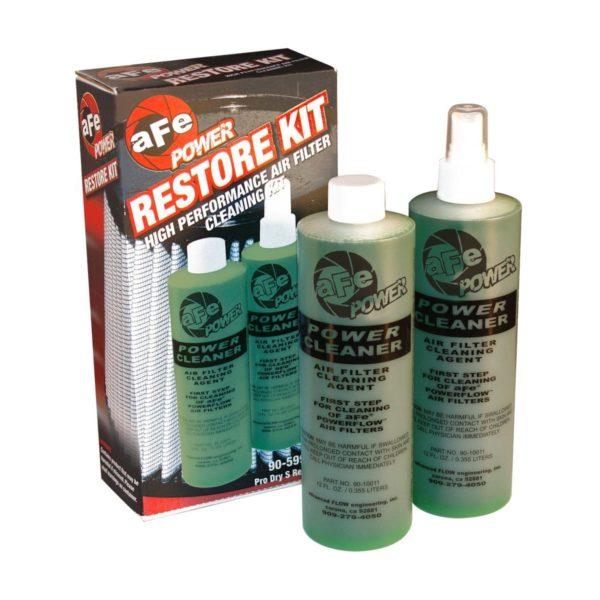 AFE 90-59999 Промывка и пропитка для воздушного фильтра (Power Restore Kit- Aerosol Blue)