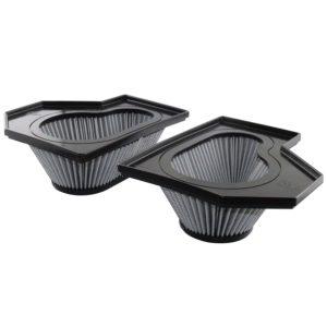 AFE 31-80168 К-т воздушных фильтров PRO DRY S для BMW E60 M5, E63 M6 (S85 V10 5.0L)
