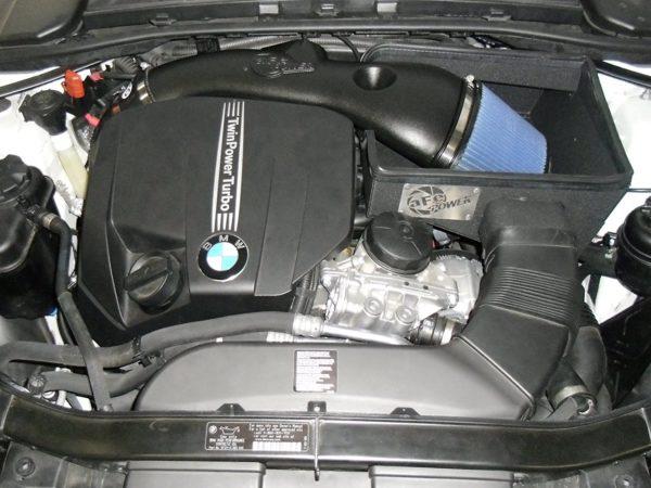 AFE 51-11912 К-т холодного впуска Pro Dry S Magnum Force Stage 2 для BMW 135i/335i N55