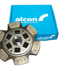 ALCON KDC956630X004 Диск сцепления 6-лепестковый для MITSUBISHI EVO CT9A (240mm, метало-керамика)