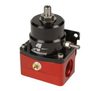 AEROMOTIVE AEI-13101 Регулятор давления топлива A1000, 30-70psi 10AN