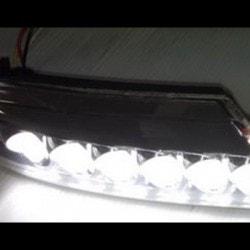AGENCY POWER AP-997TT-LED К-т дневных ходовых огней для PORSCHE 997 Turbo