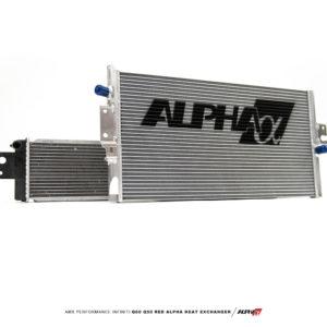 INFINITI Q50Q60 Red Alpha Heat Exchanger