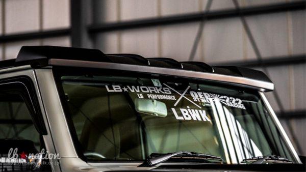 Обвес Liberty Walk Suzuki Jimny LB-WORKS