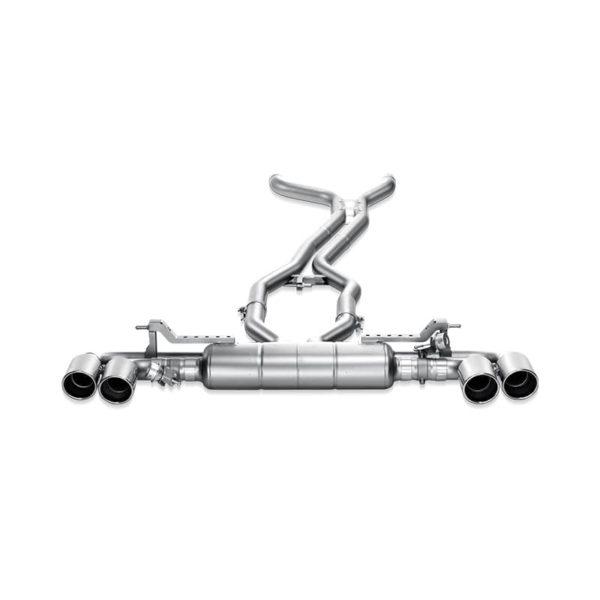 AKRAPOVIC ME-PO/T/1 Evolution Line (Titanium) Porsche Cayenne Turbo (958)