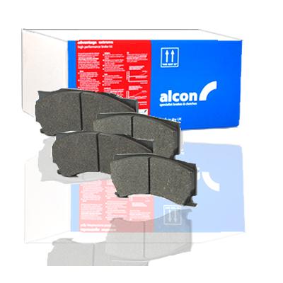 ALCON PNF4498X821S.4 ALCON К-кт задних тормозных колодок 15,7 mm к-кт для суппорт серии Extreme