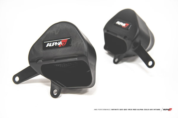 INFINITI Q50/Q60 Red Alpha Cold Air Intake Kit