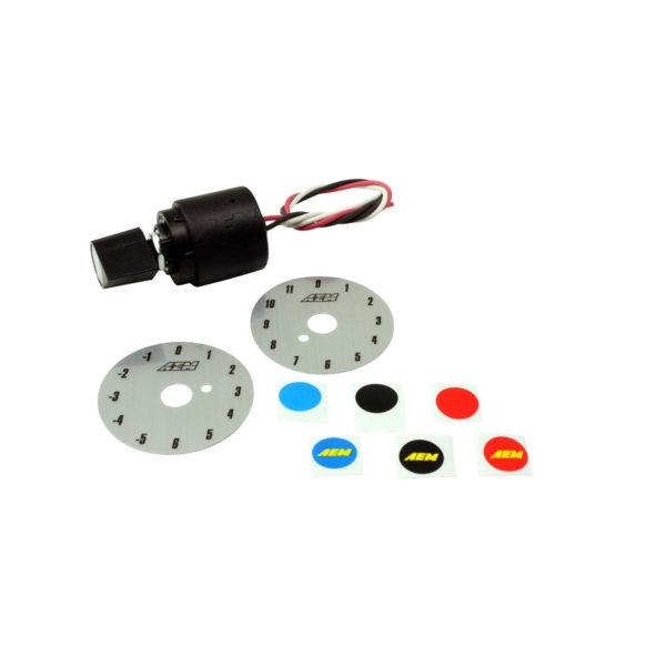 AEM 30-2056 Регулятор переключения программ 12-ти канальный, универсальный (Position Trim Pot)
