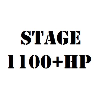 GAD Stage VIP комплект увеличения мощности 1100+лс для E63, CLS63 AMG (M157)